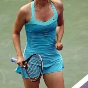 Nike maria sharapova tennis dress